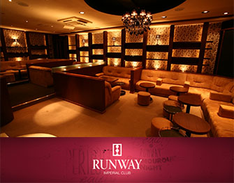 IMPERIAL CLUB RUNWAY 錦