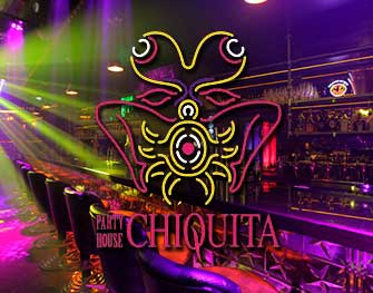 PARTYHOUSE CHIQUITA